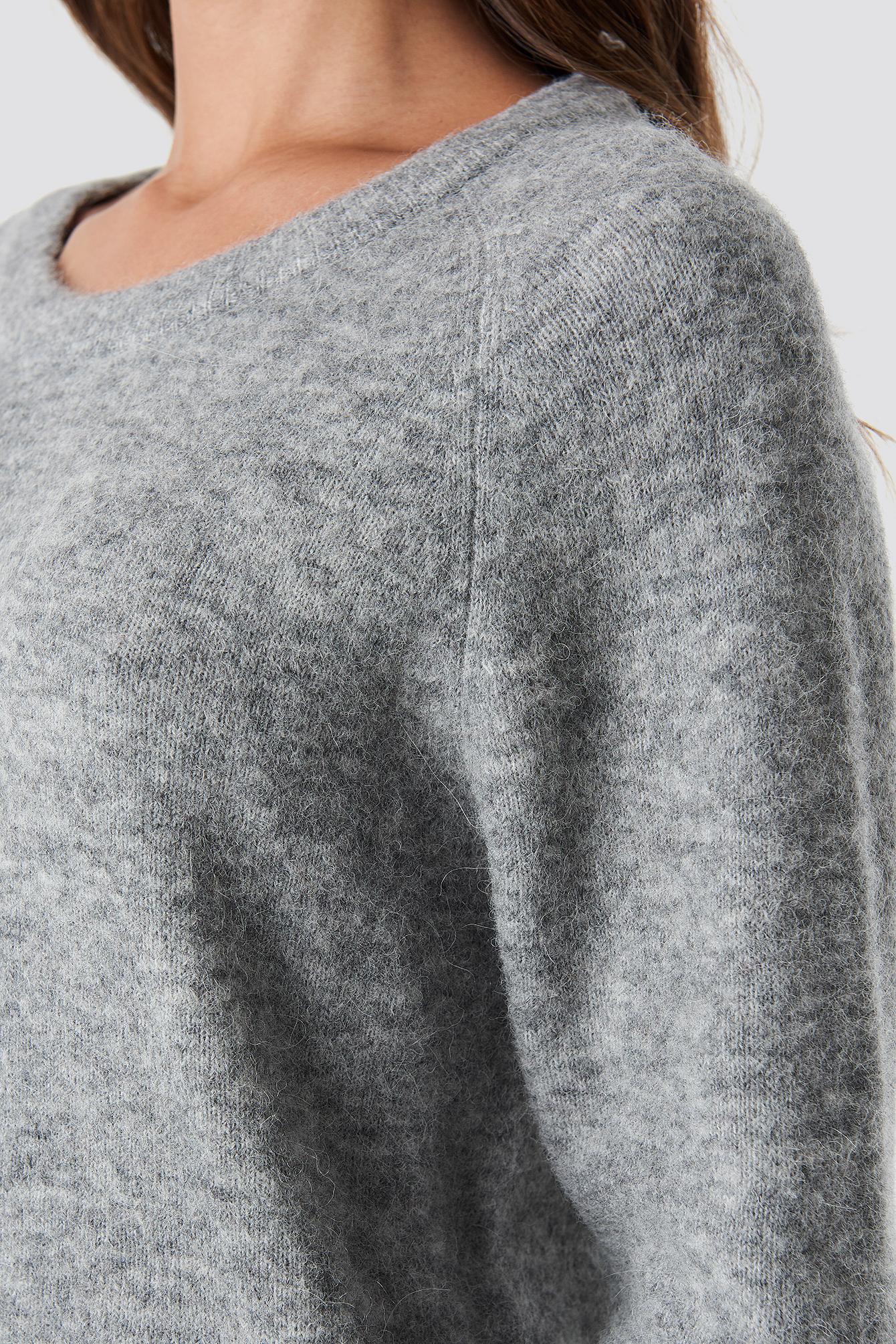Nor O-N Short Sweater NA-KD.COM