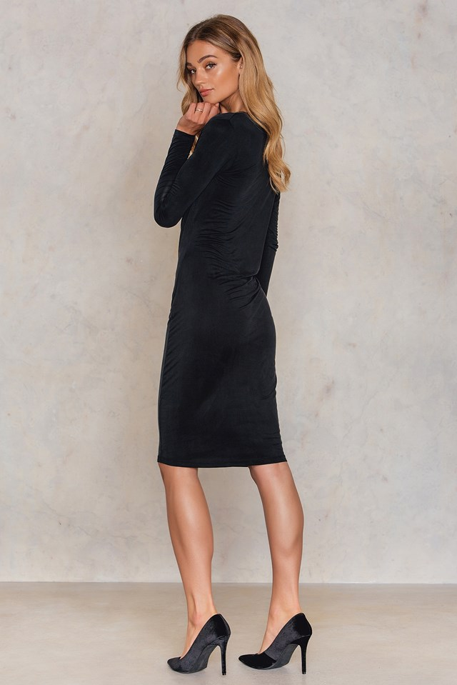 Rachel Dress Black