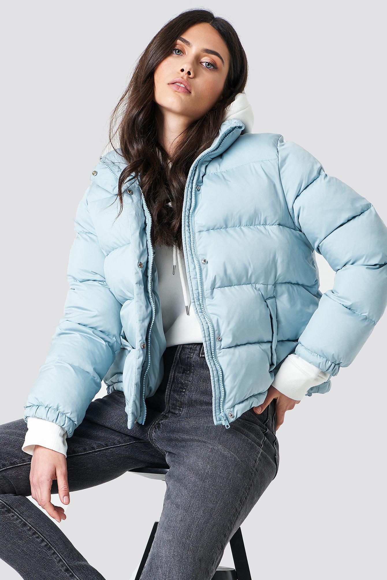 samsoe & samsoe -  Vinda jacket - Blue