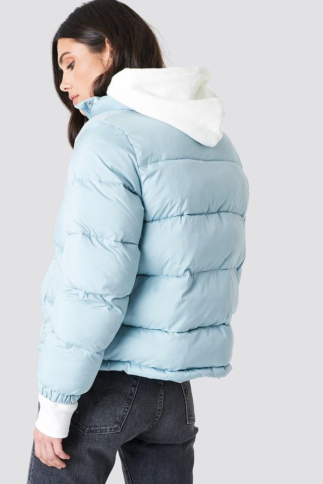 Vinda jacket Dusty Blue