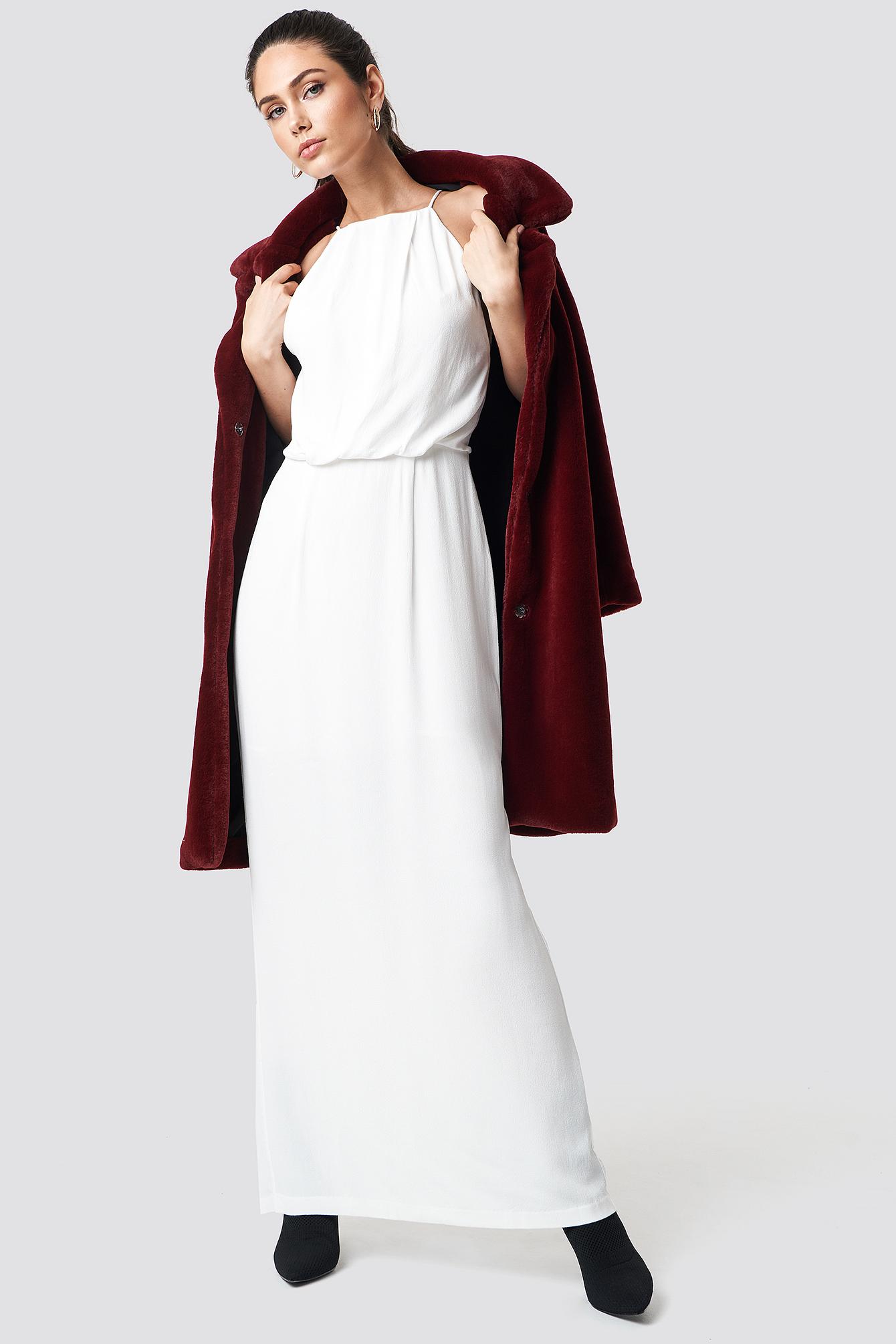 Długa sukienka Willow NA-KD.COM