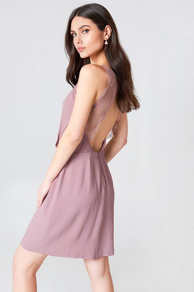 Krótka sukienka Willow Woodrose