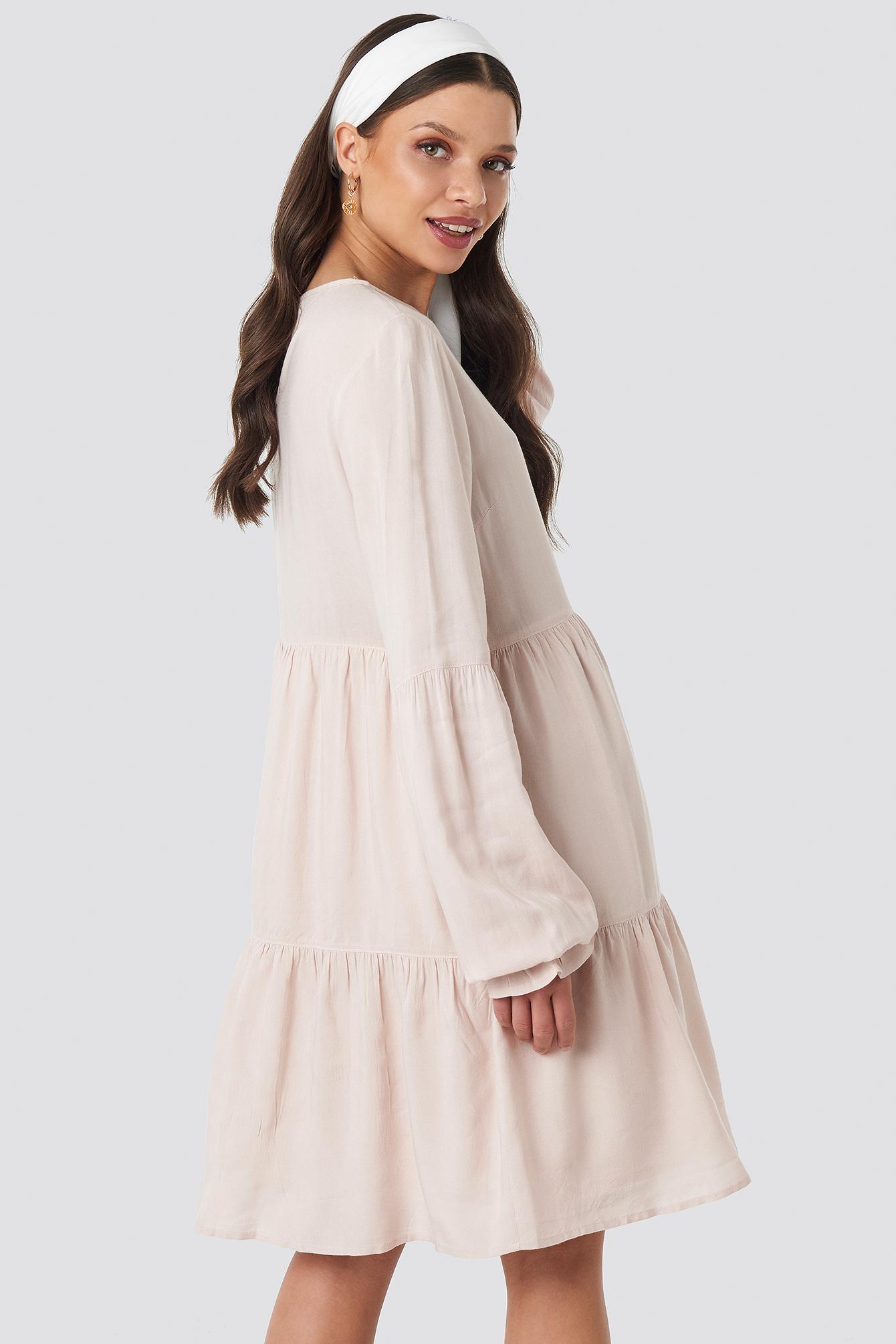 Basic Loose Fit Dress NA-KD.COM