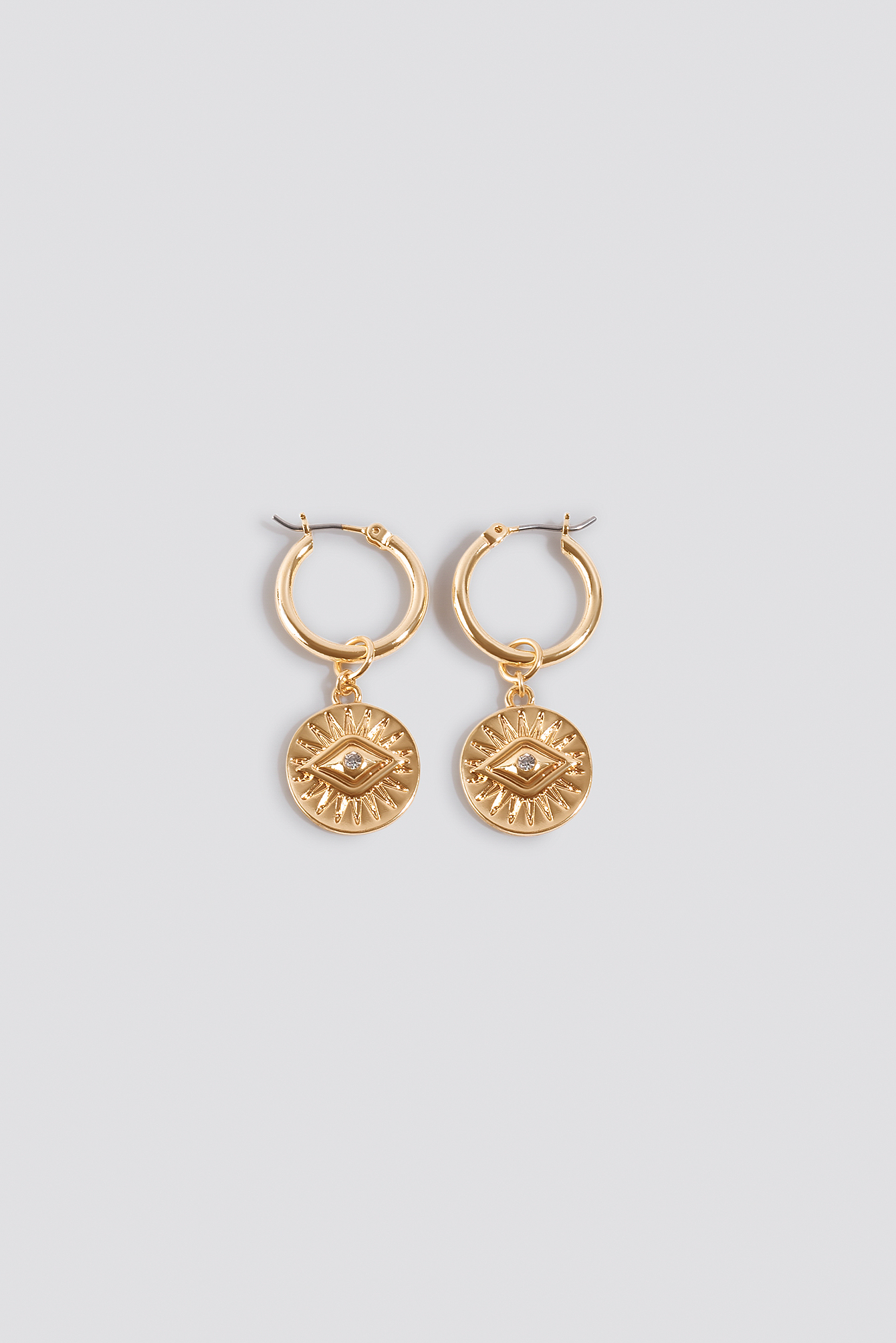 Eye Earrings NA-KD.COM