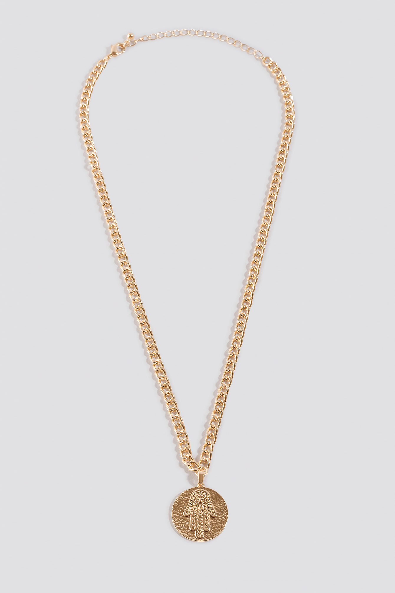 Hamsa Hand Necklace NA-KD.COM