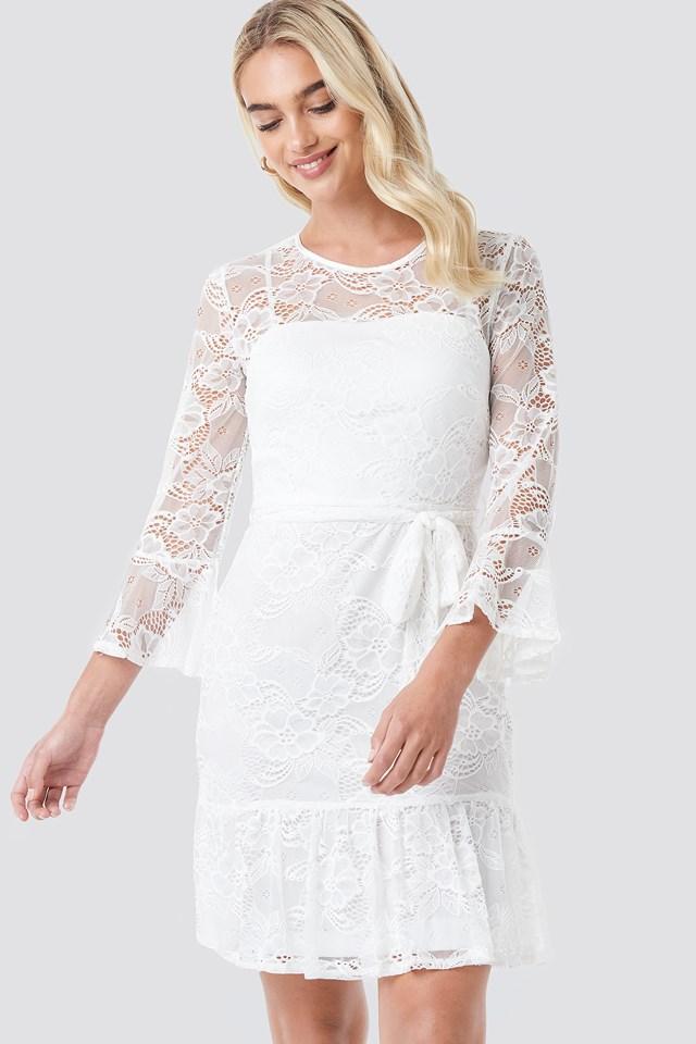 WD Dress 33 Cream