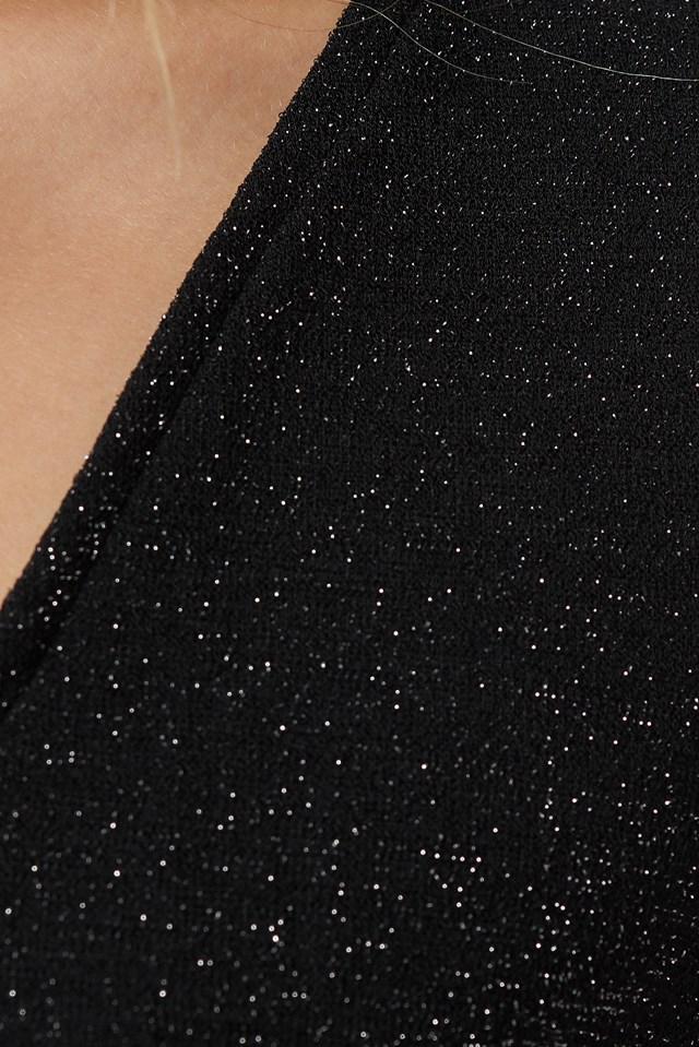 City Jumpsuit Black/Silver