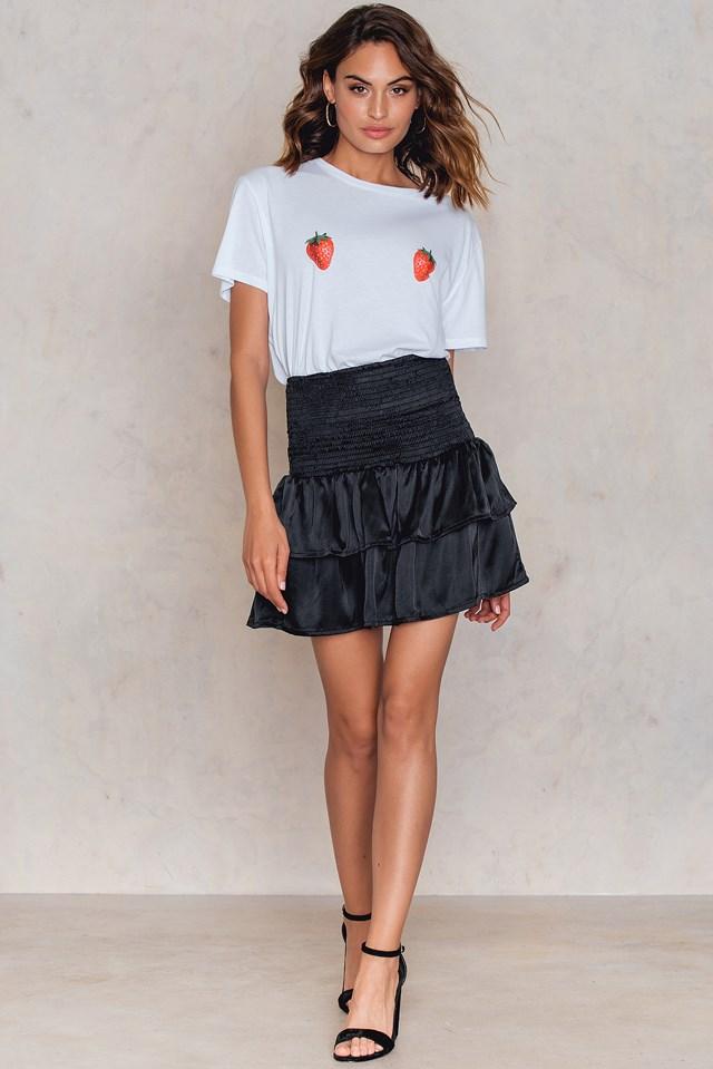 Beso Skirt Black