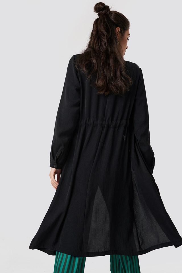 Eagle Jacket Black