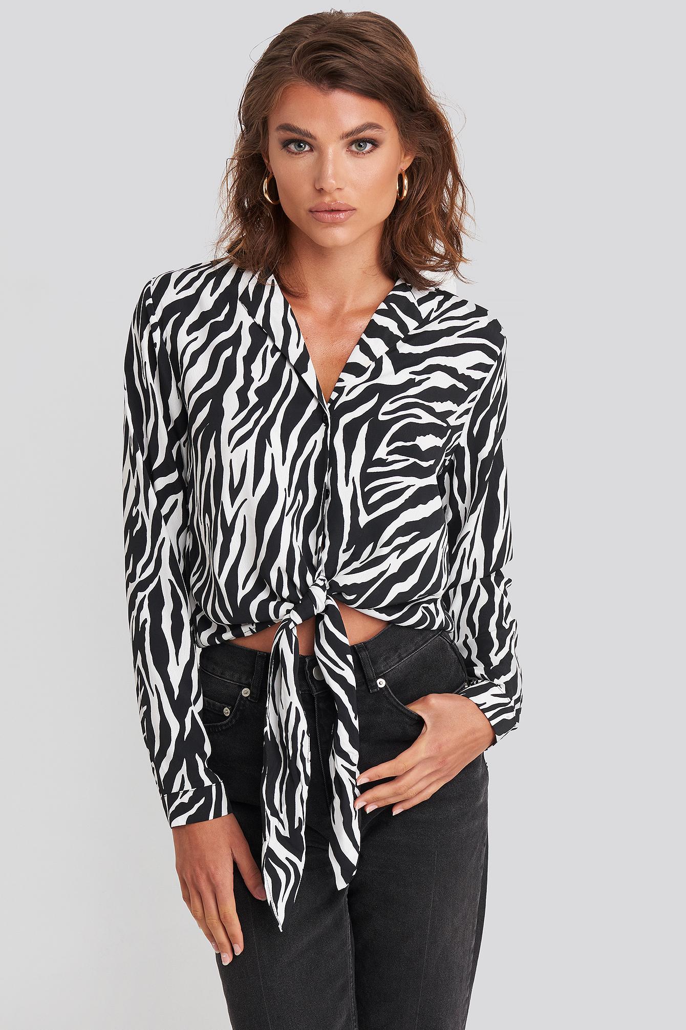 Sisters Point Ellida Shirt - Multicolor | Bekleidung > Shirts > Sonstige Shirts | Sisters Point