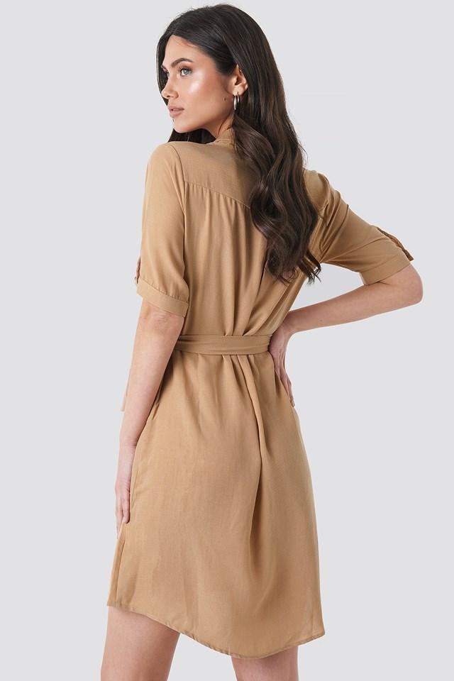 Erob Dress Camel