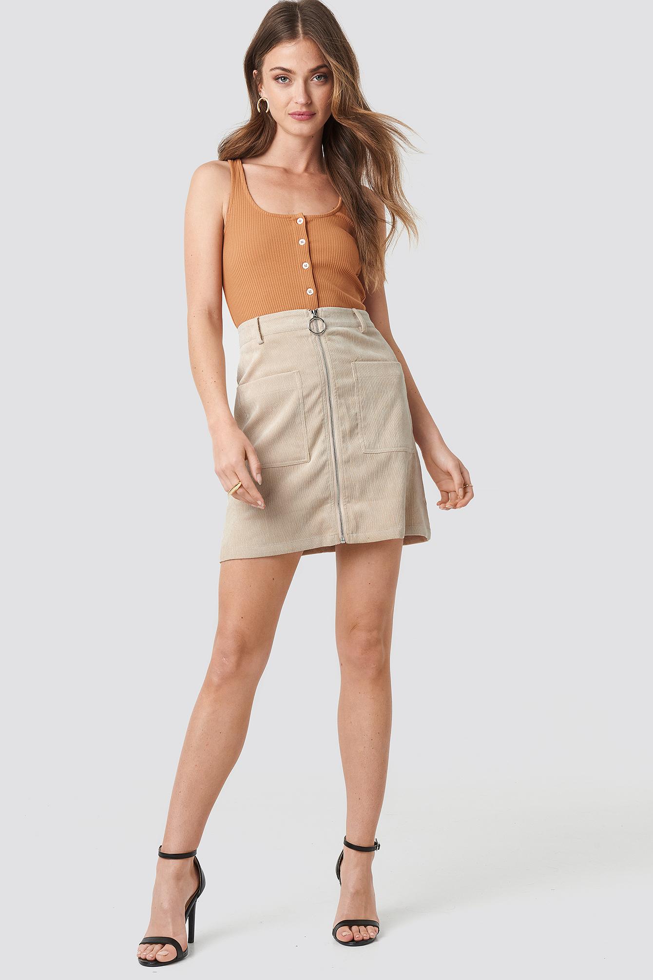 Ester Skirt NA-KD.COM