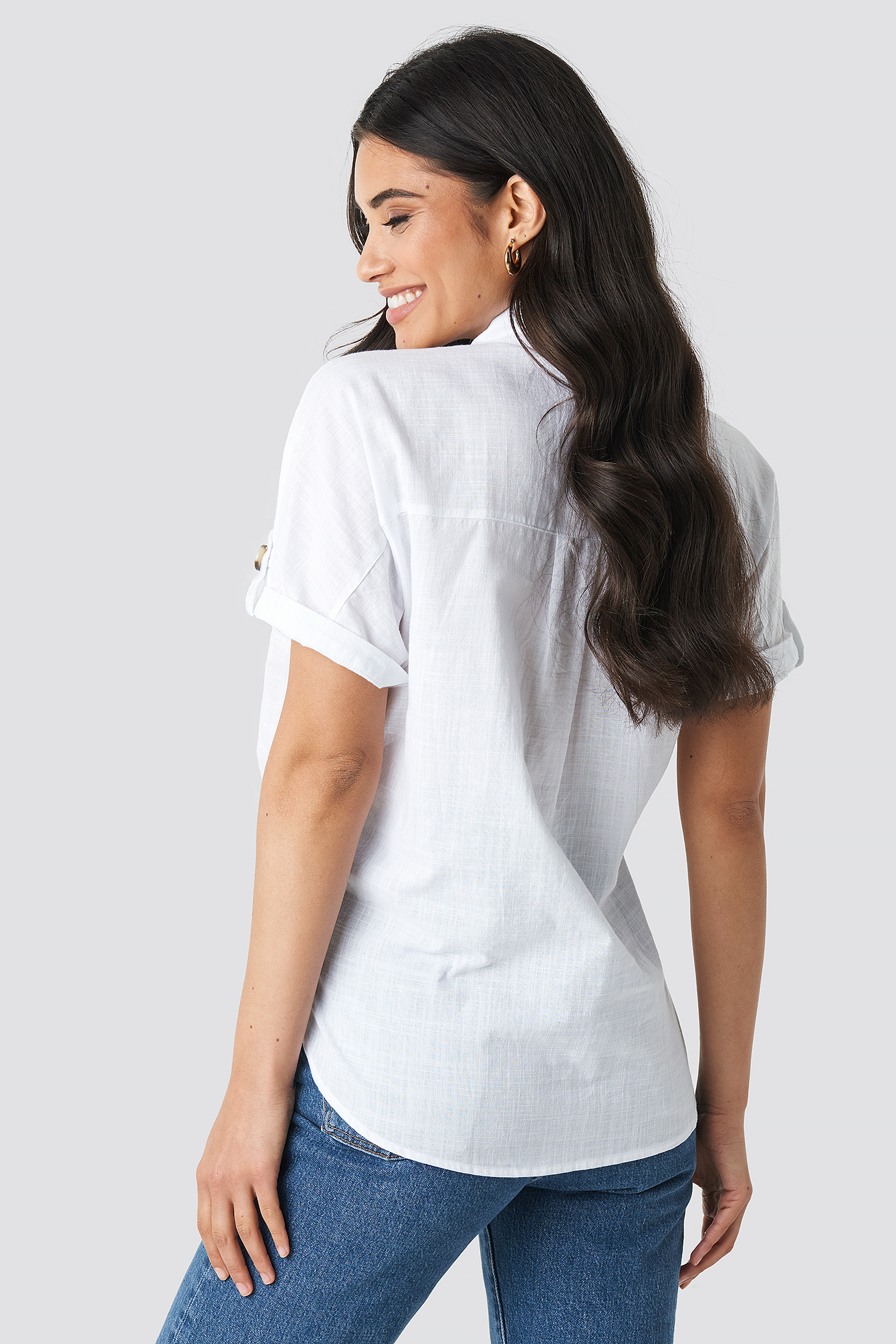 White Etap Shirt