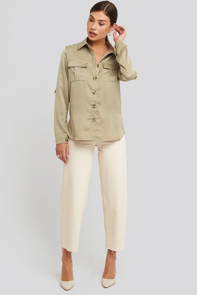 Etom Shirt Khaki