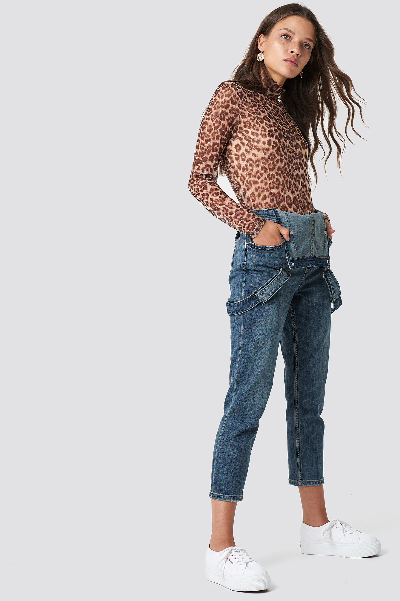 Spodnie Fanny NA-KD.COM