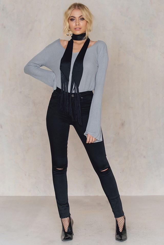 Forever Jeans 1 Black