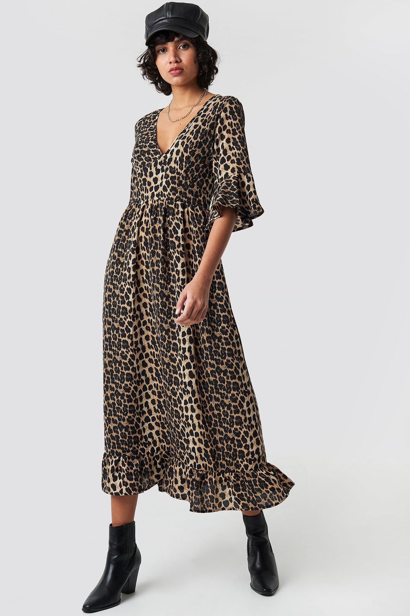 Gadie Dress NA-KD.COM