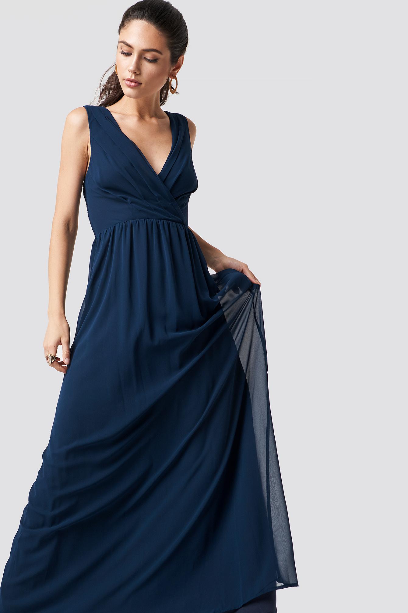 74de543c58b Gally Dress Blue   na-kd.com