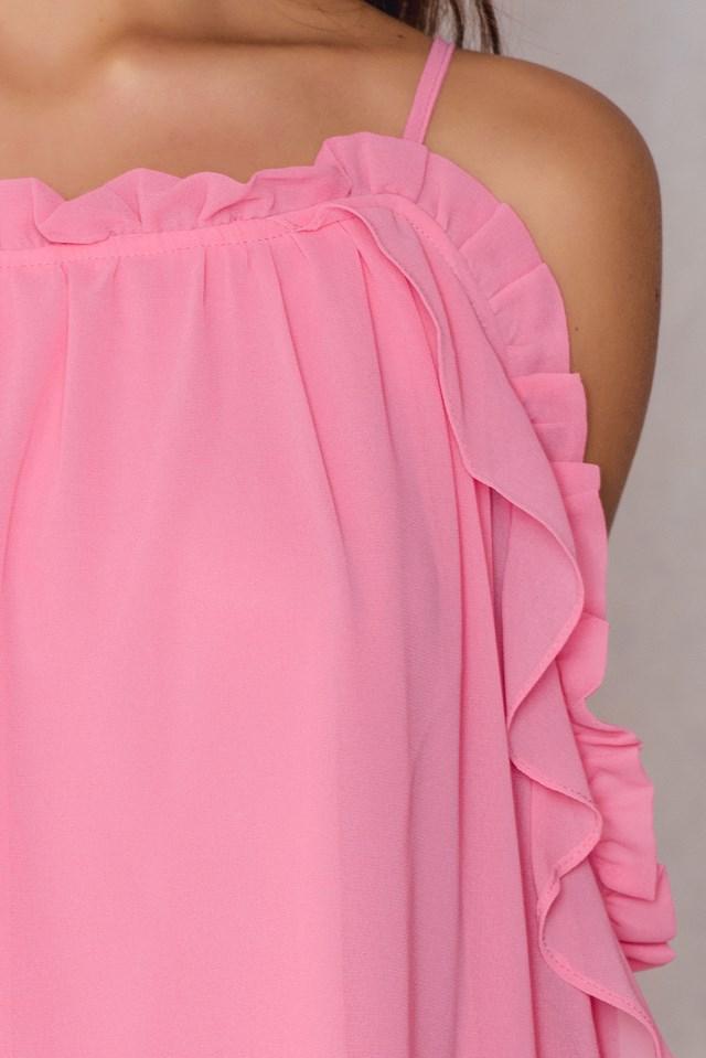 Gingo Tunic Lady Pink