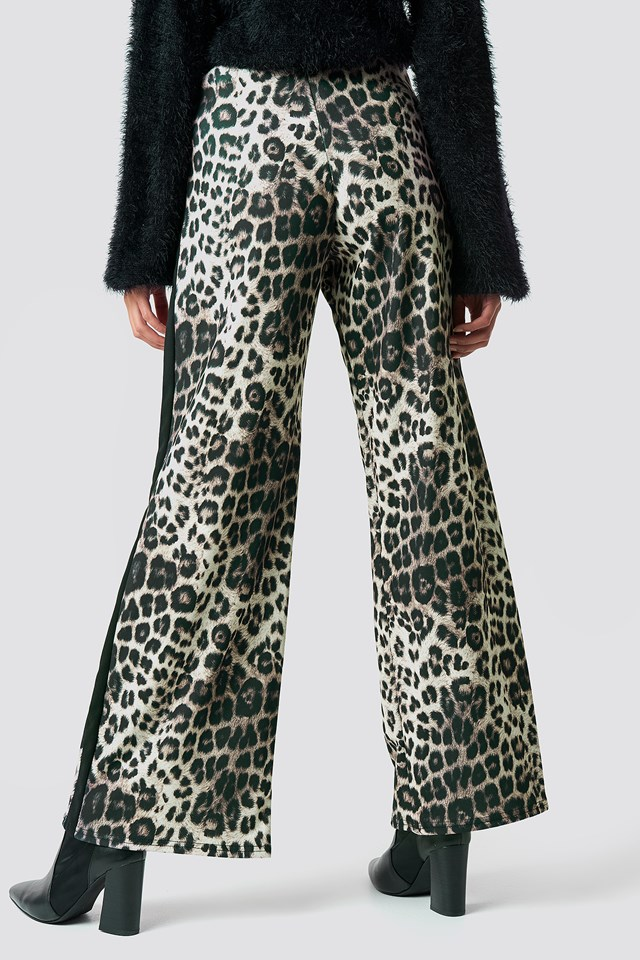 Glut Pants 2 Leo/Black