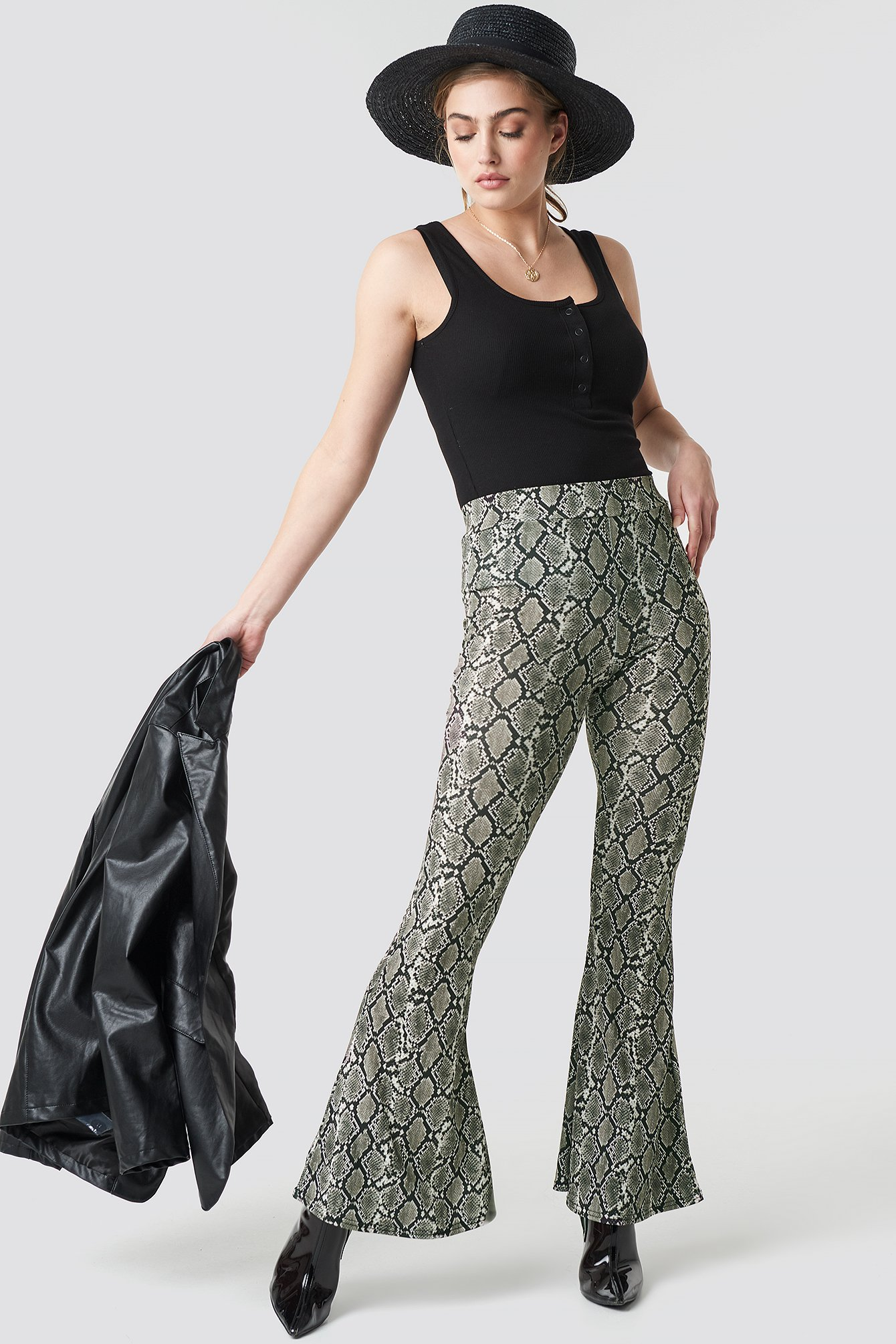 sisters point -  Griller Pants - Grey