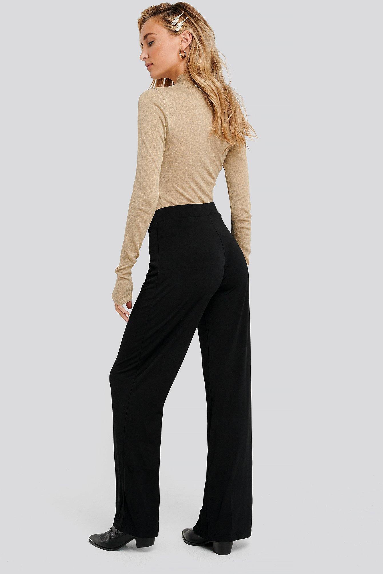 sisters point -  Gro Pants - Black