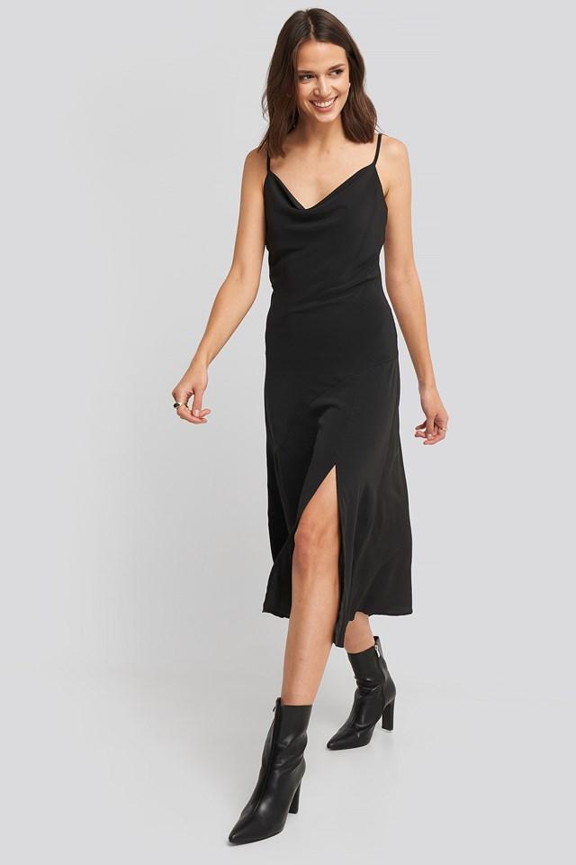 Guf Dress Black