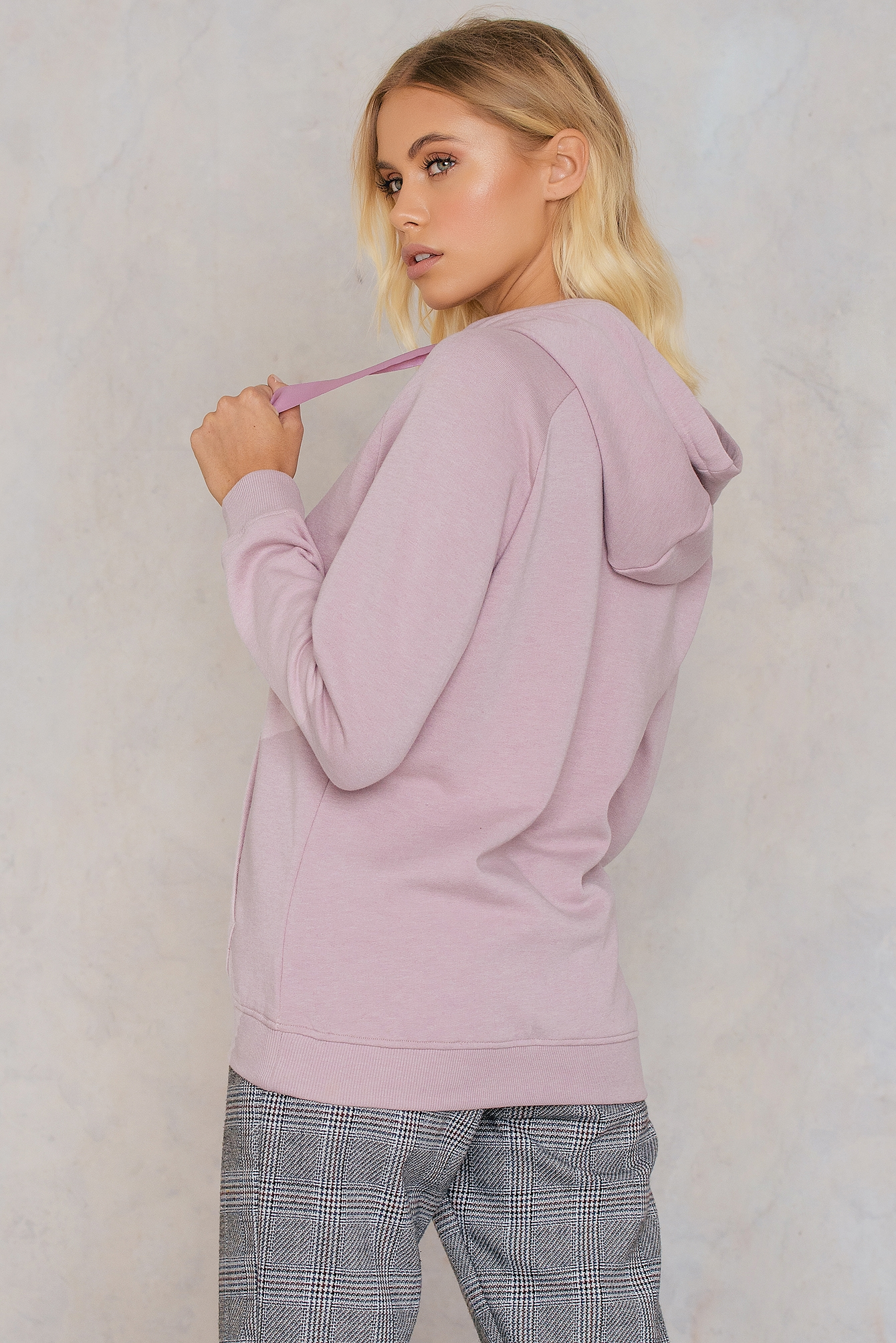 Misty Plum Hila Sweater 1