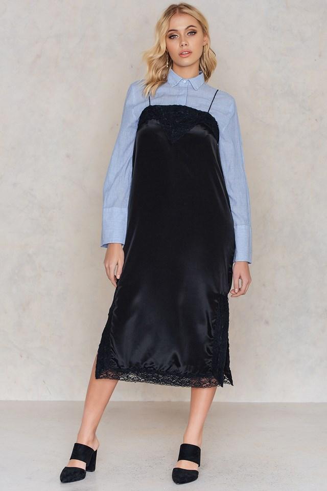 Sukienka Ipas Black
