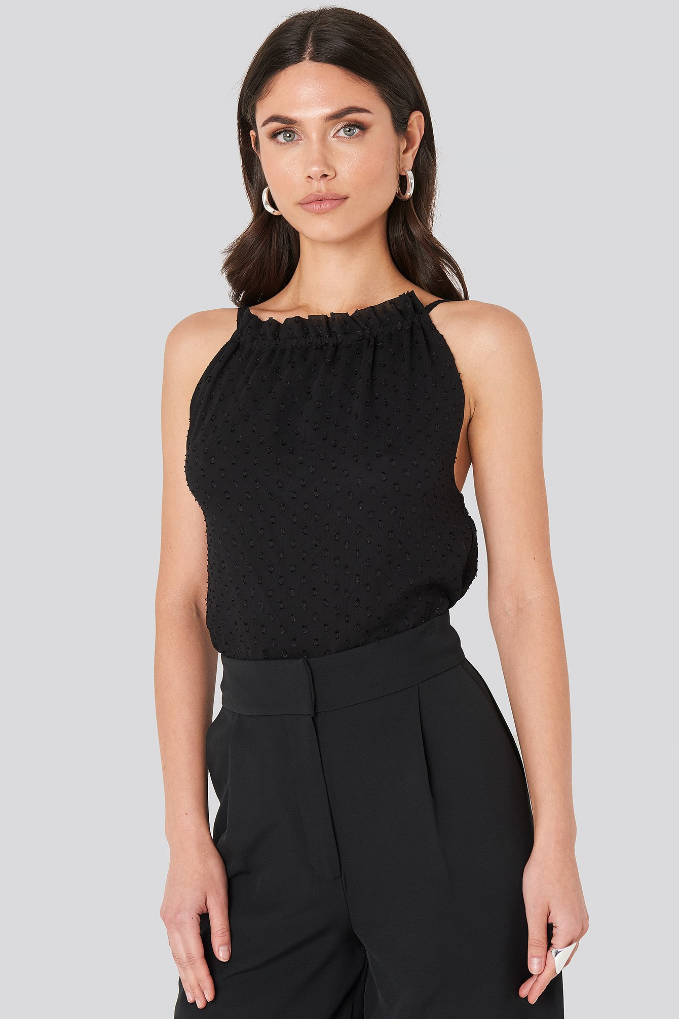 Sisters Point Itak Top - Black