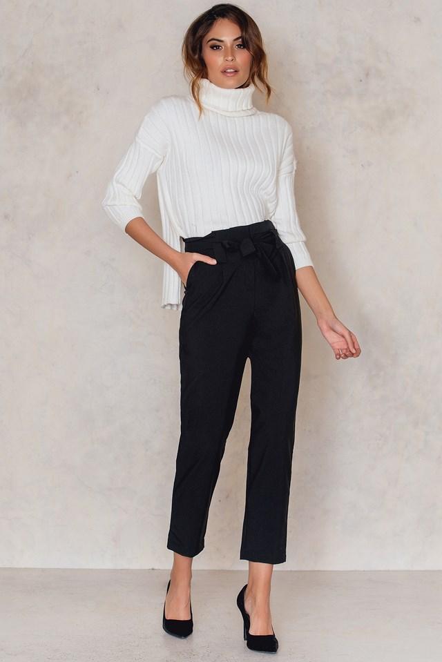 Spodnie Larni Black