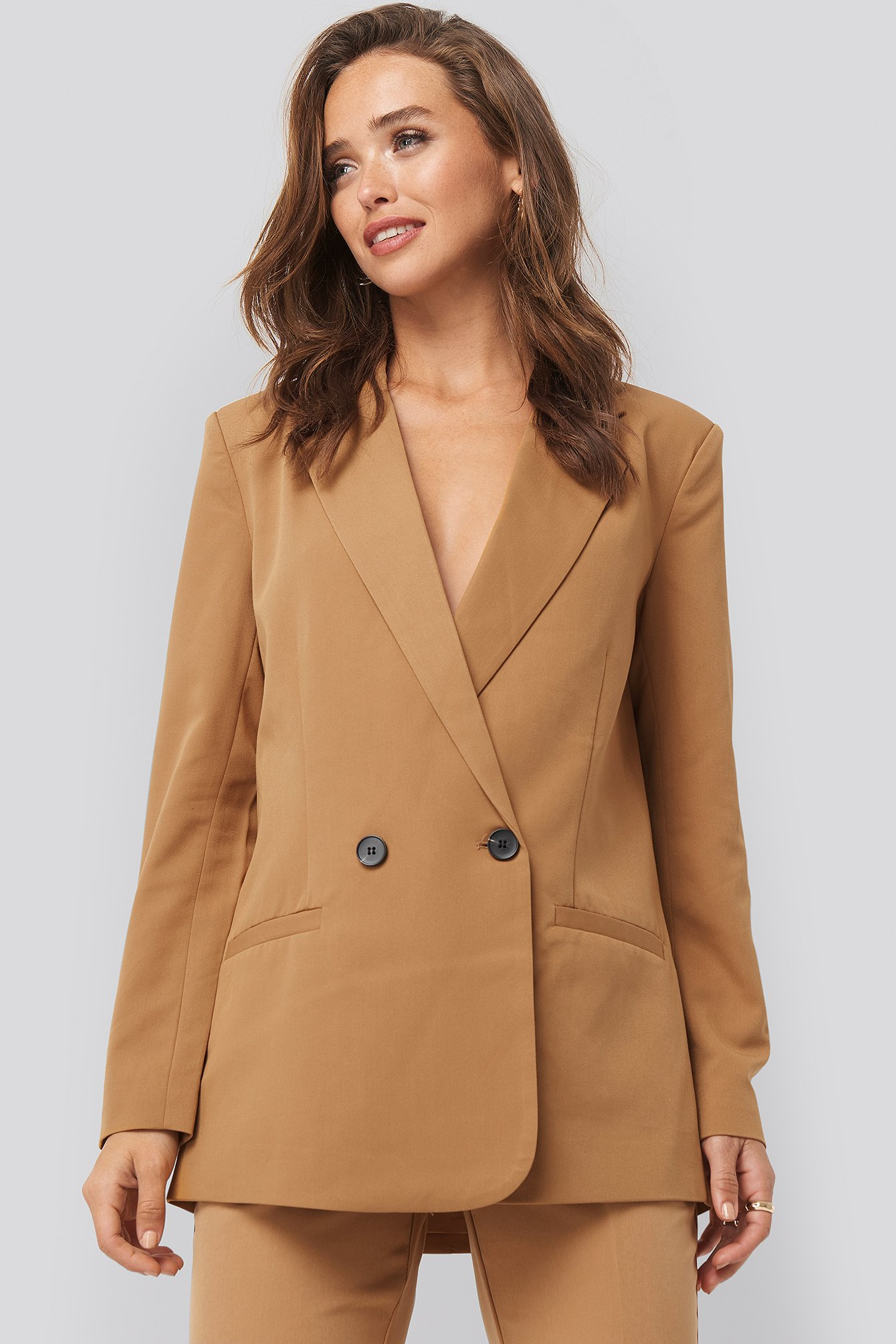 sisters point -  Lili Blazer - Brown