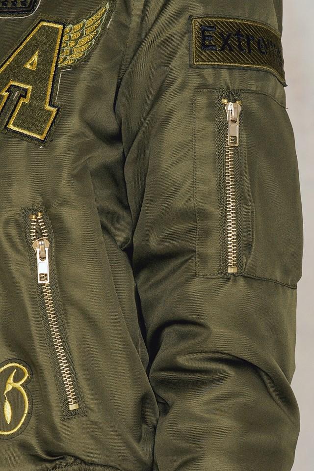 Lusa Patch 1 Jacket NA-KD.COM