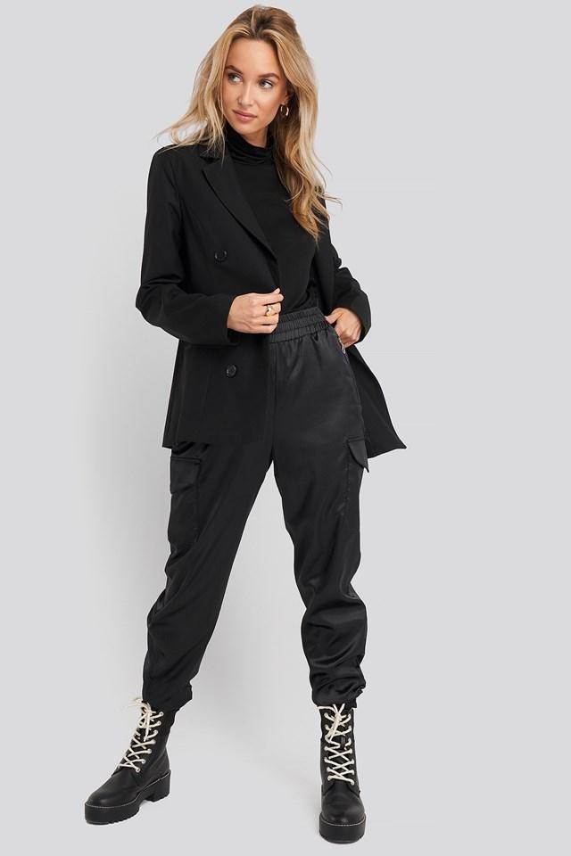 Mona Pants Black