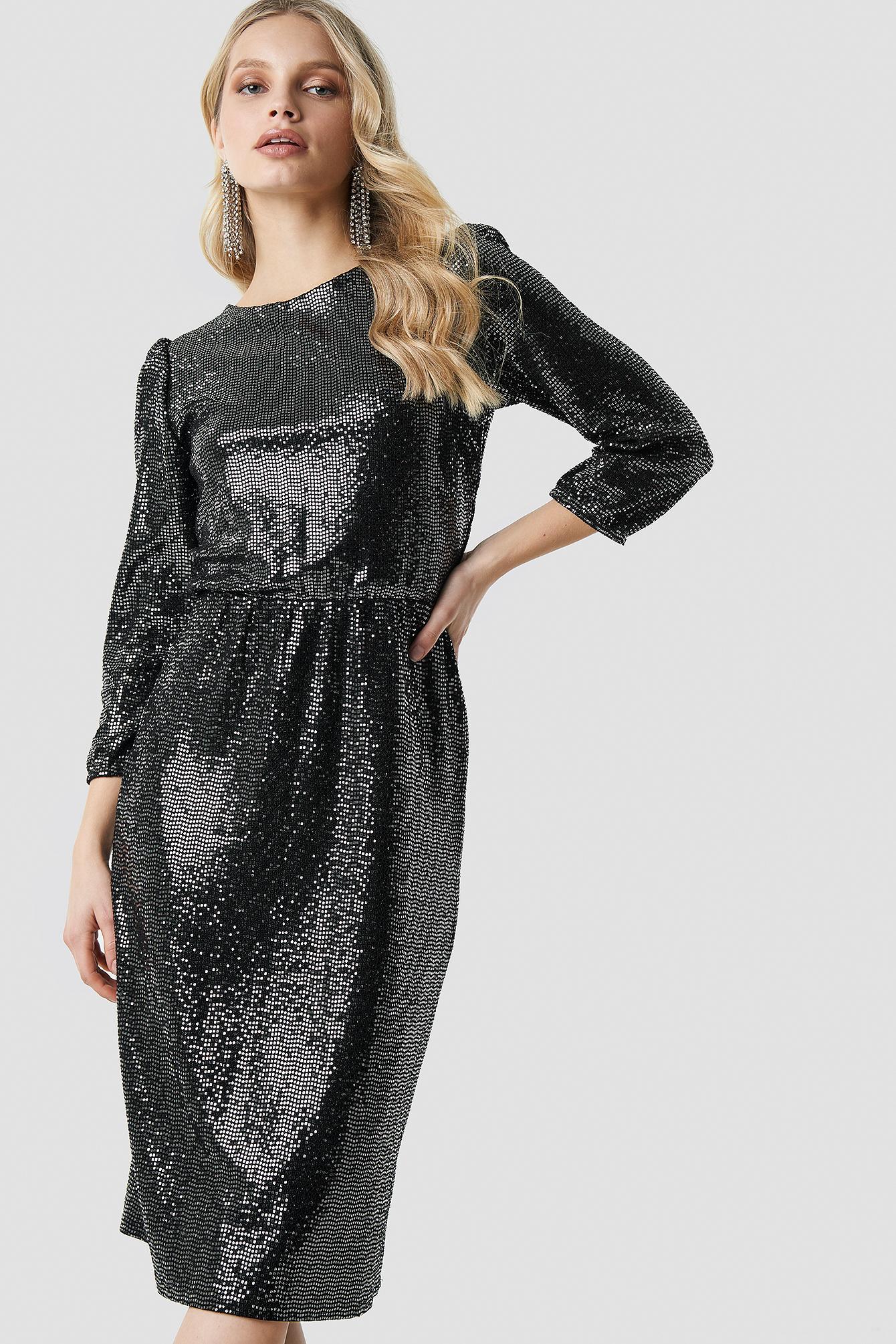 sisters point -  Necca Dress - Black