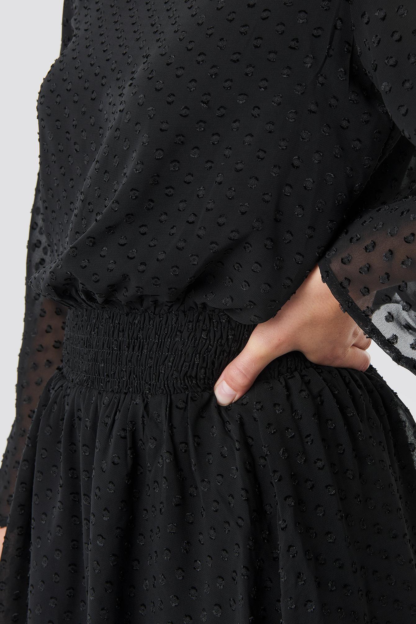 Nicoline LS2 Dress NA-KD.COM