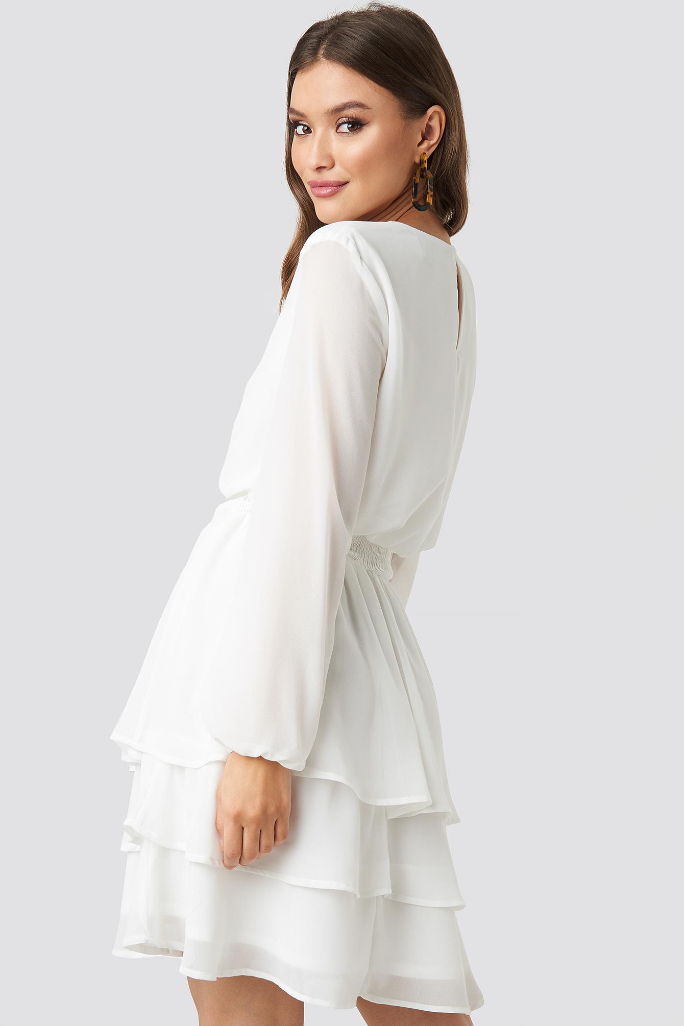 Nicoline Ls A Dress NA-KD.COM