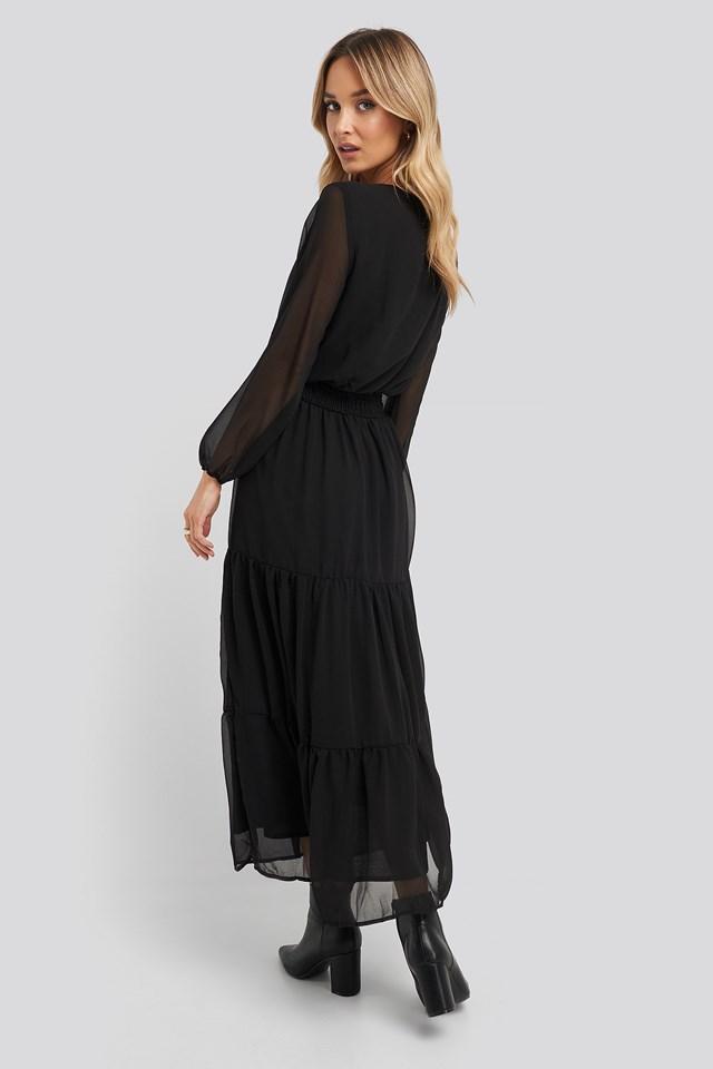 Nicoline-M Dress Black