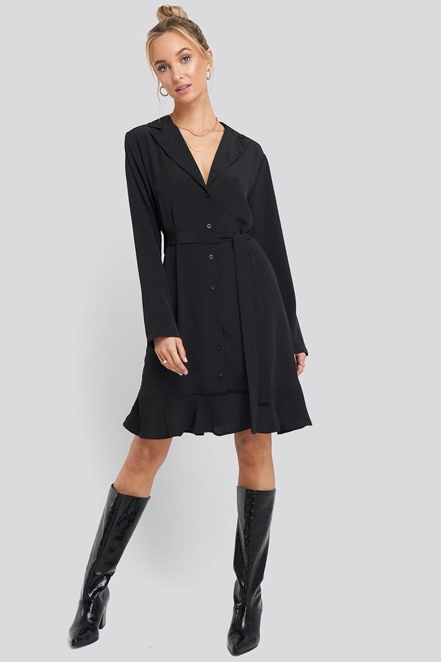 Nu Dress Black