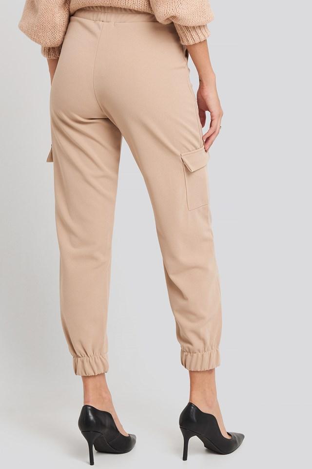 Nupa Pants Camel