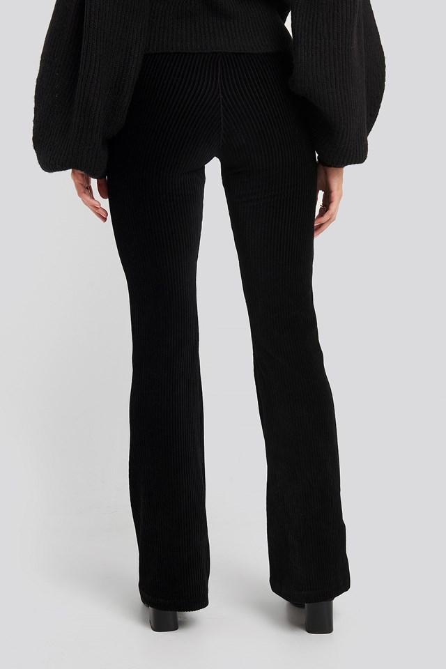 Pola Pants Black