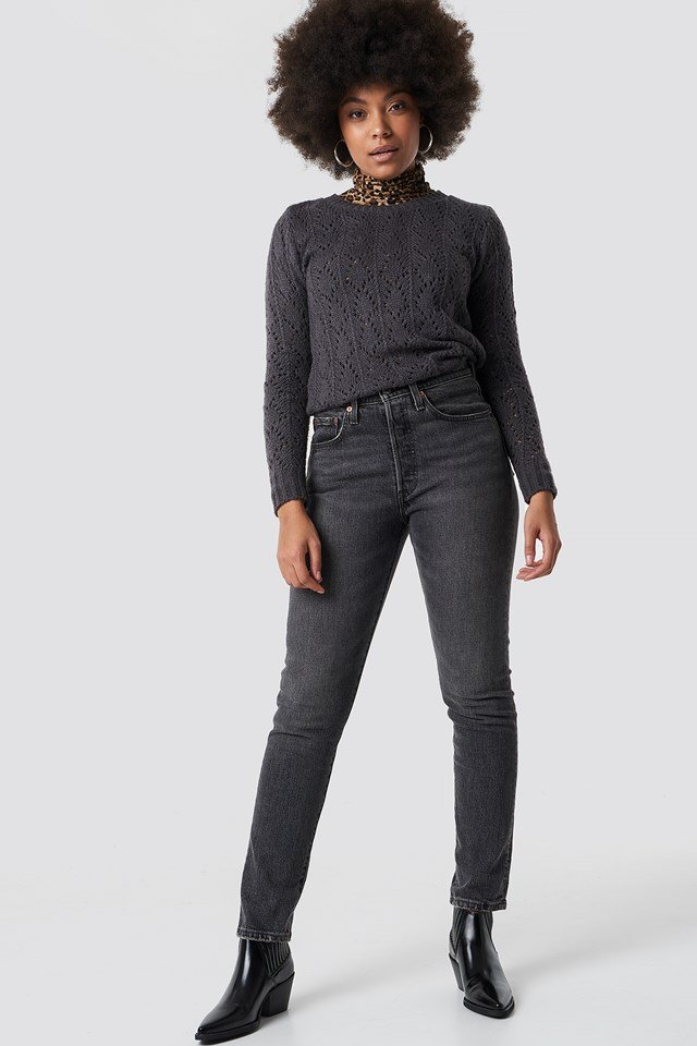 Pretty Knitter Sweater Antracite
