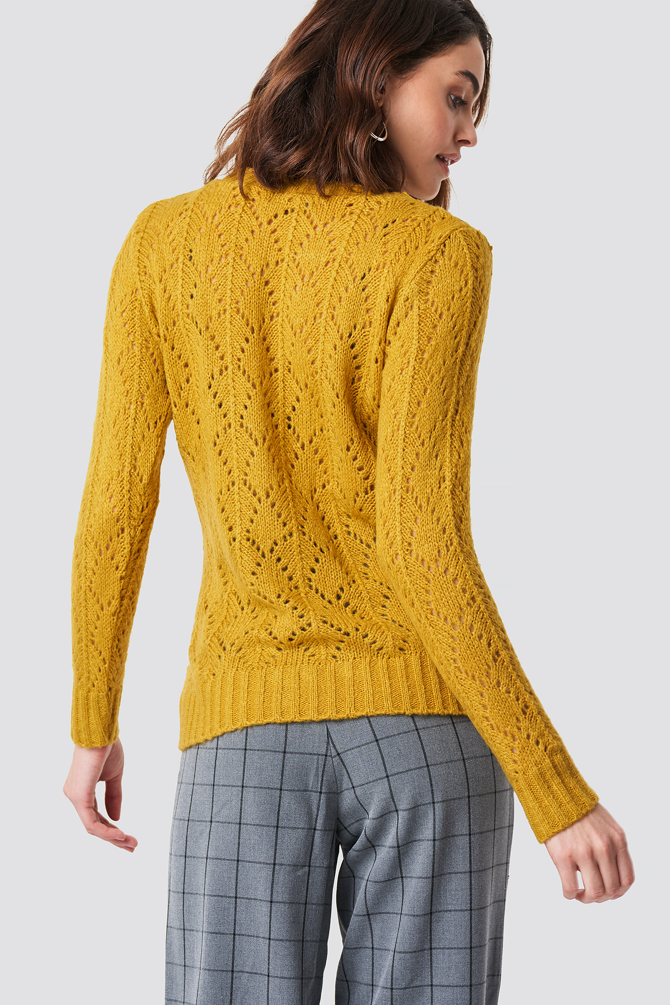 Pretty Knitter Sweater NA-KD.COM