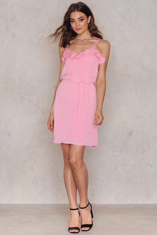Vafa Dress Light Rose