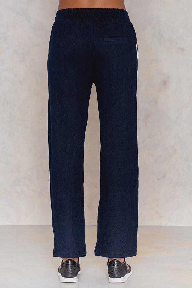 Viona Pants 1 Navy Comb