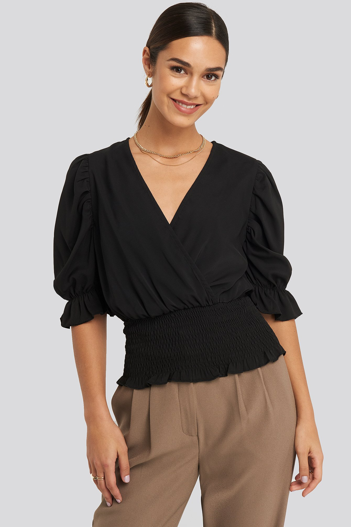 Black New Githa Blouse