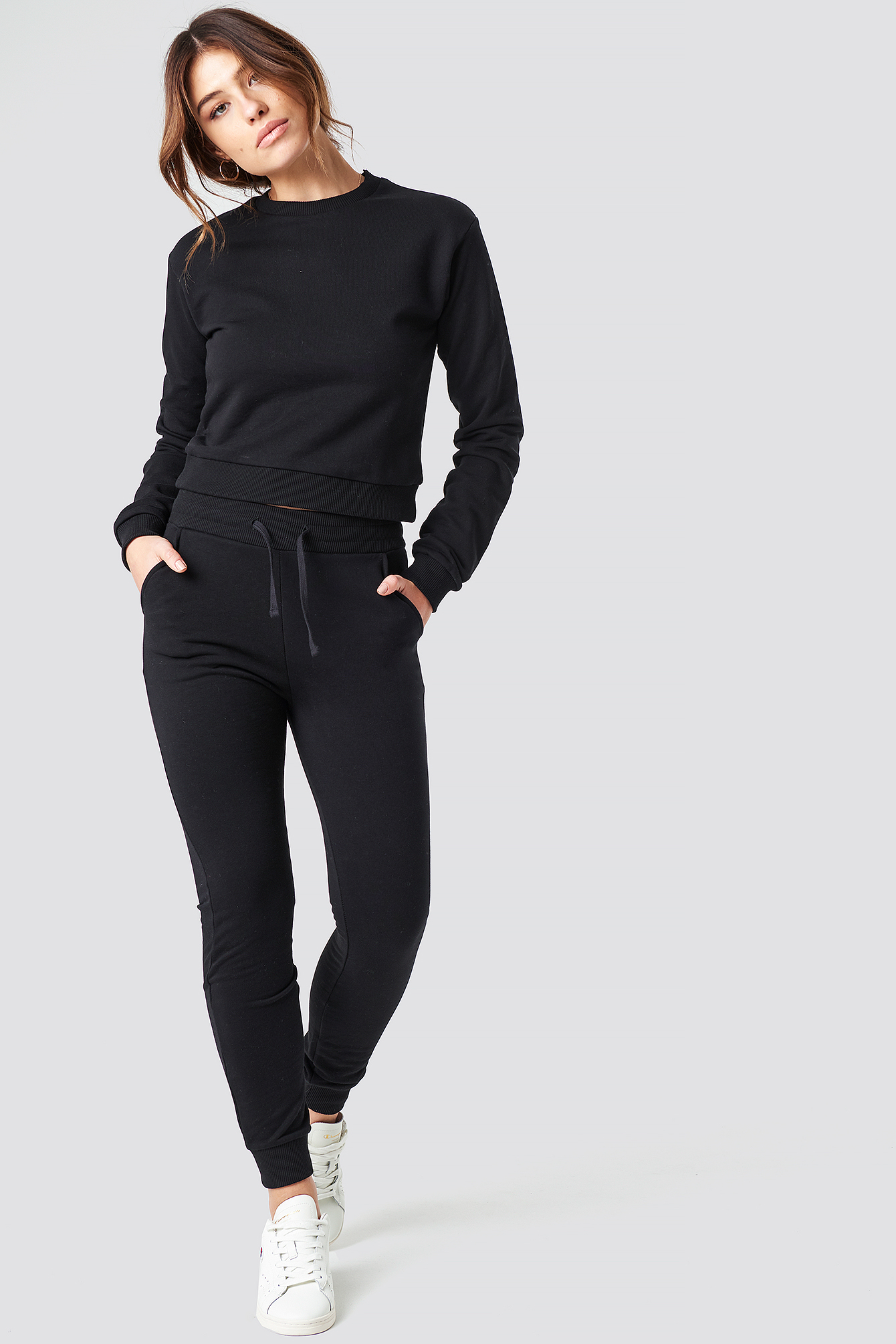 Slim Soft Sweatpants NA-KD.COM