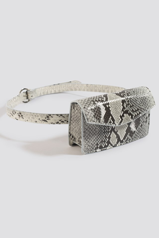 Snake PU Belt Bag Snake