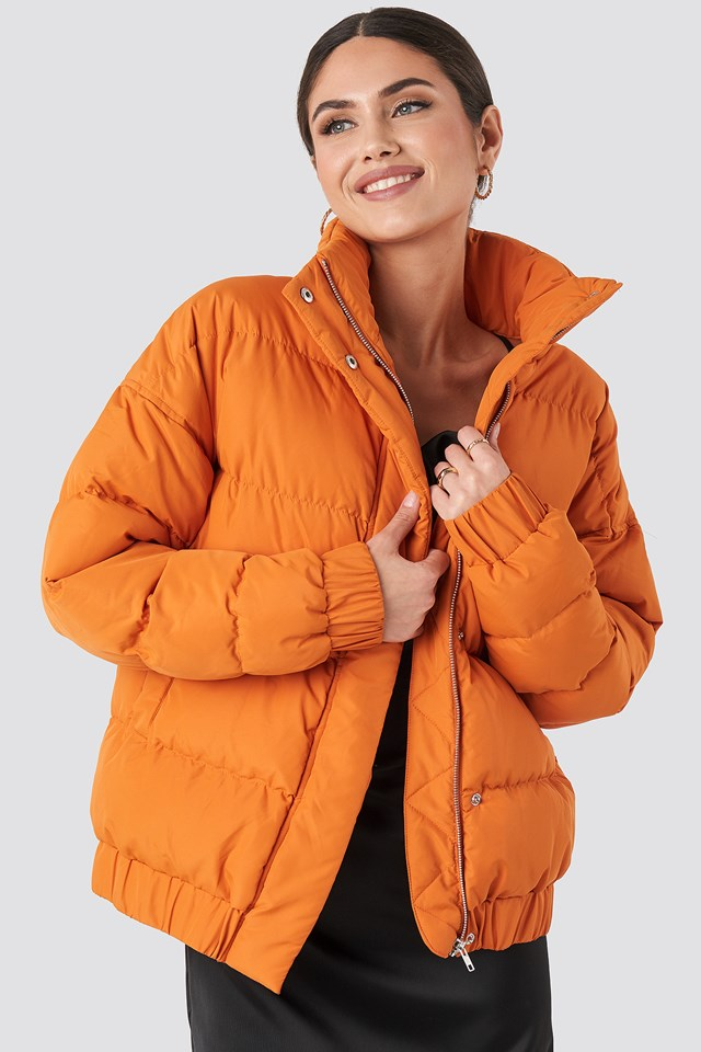 Amelia Jacket Burnt Orange