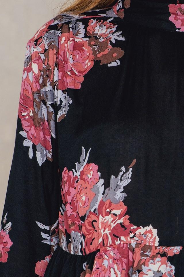 Leticia Dress Black